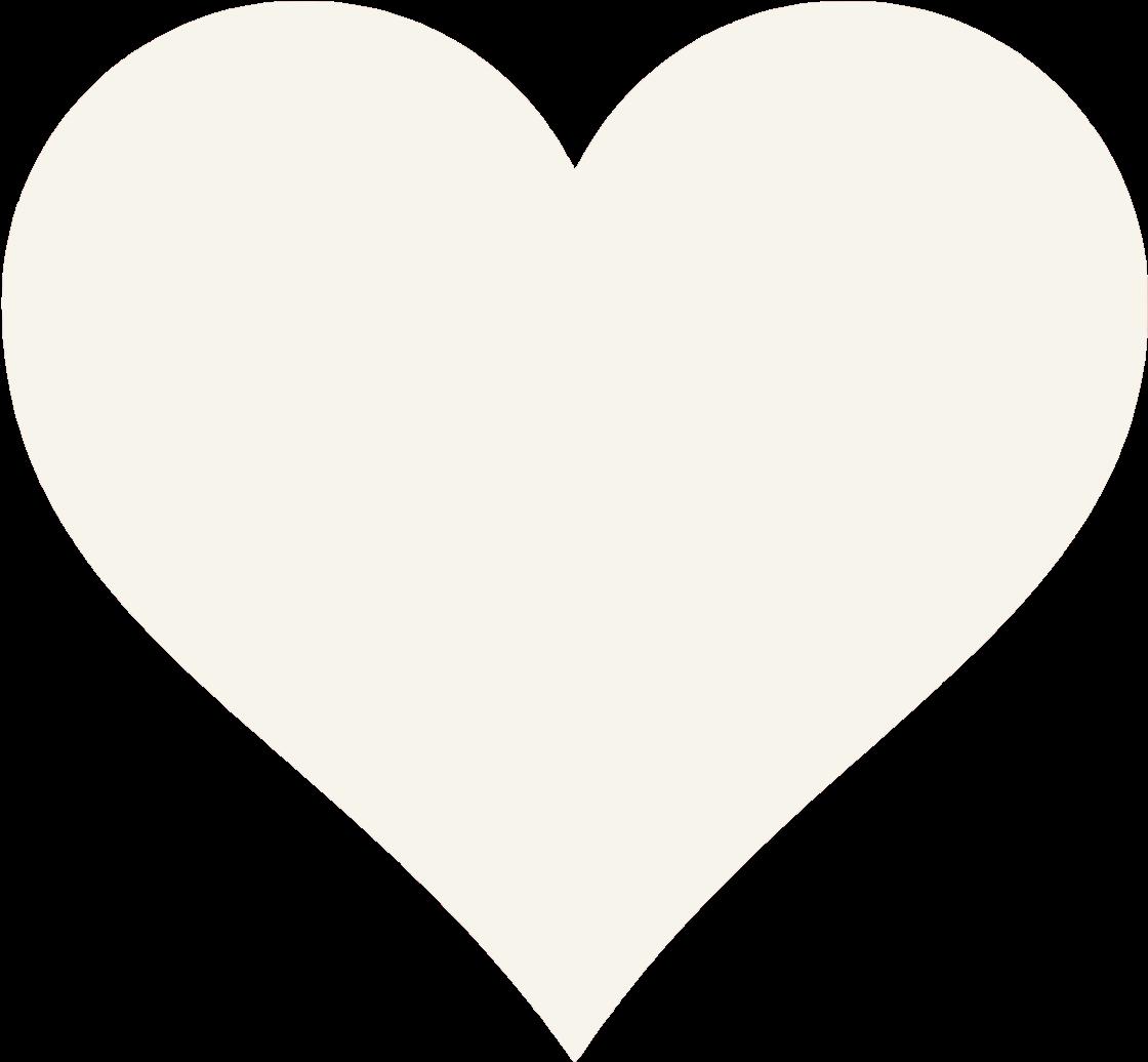 Happy Valentine's Day - White Heart No Background Clipart ...