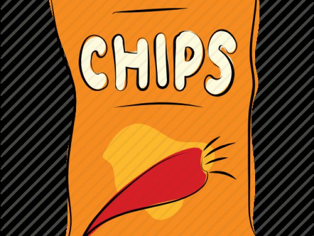 картинки чипсы нарисовать мини полагались