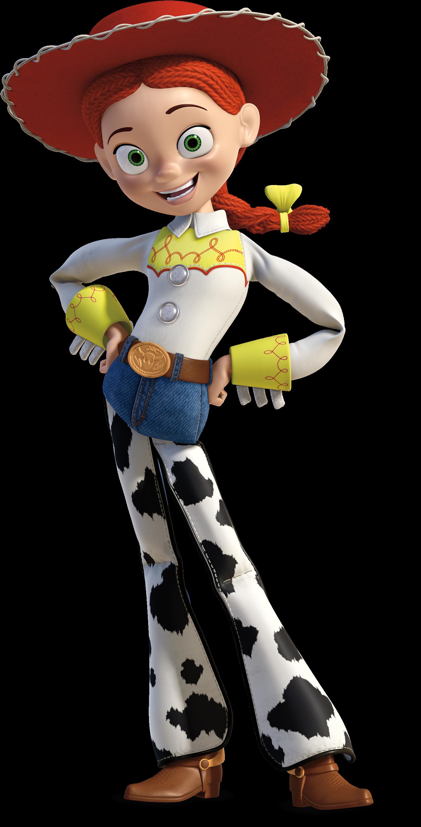 Jessie From Toy Story Clipart - Jessie Toy Story ...