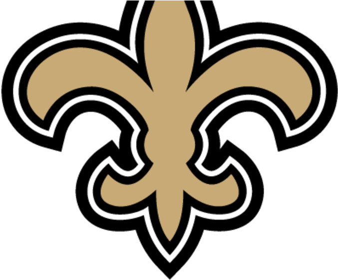 New Orleans Saints Clipart - Png Download - Full Size ...