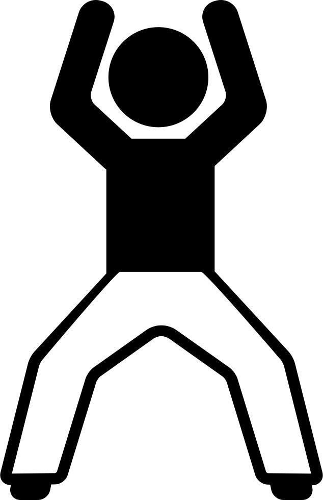 картинка человека поднявшего руки вверх был