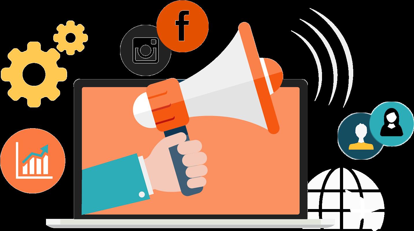 Marketing Clipart Promotion Marketing - Digital Marketing ...