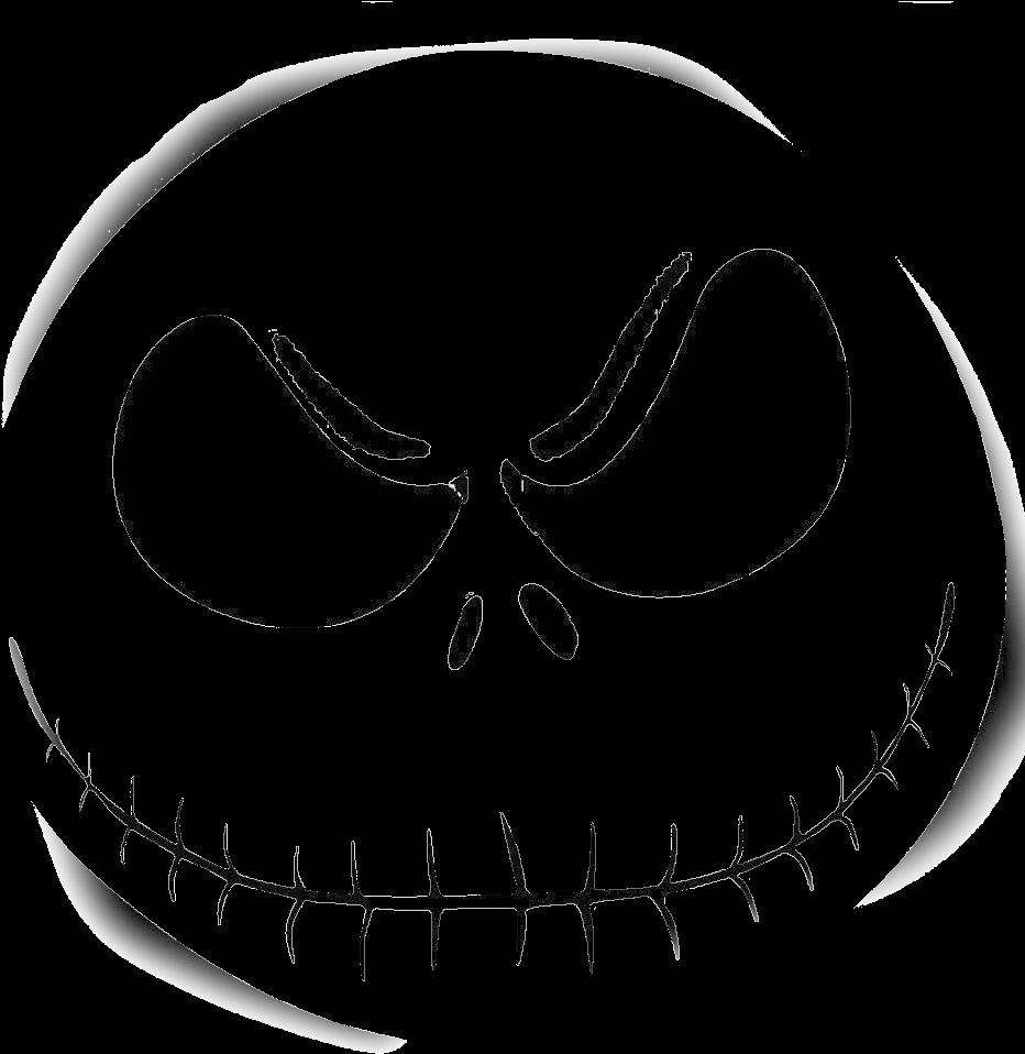 Jack Skellington Png Transparent Image - Pumpkin Carving ...