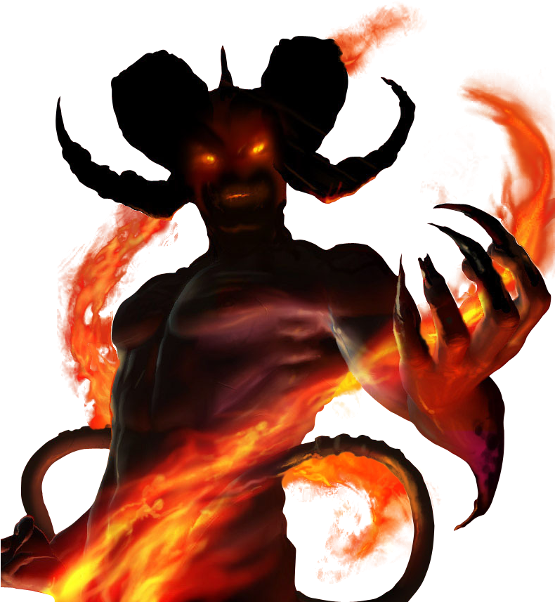 Devil Clipart Demon - Devil Transparent - Png Download ...