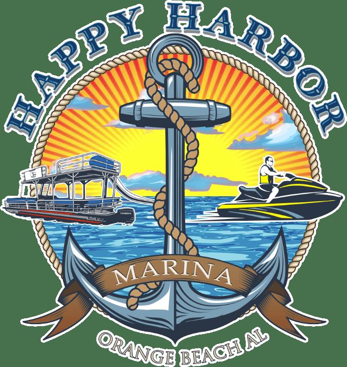 Happy Harbor Marina Logo Clipart - Full Size Clipart ...