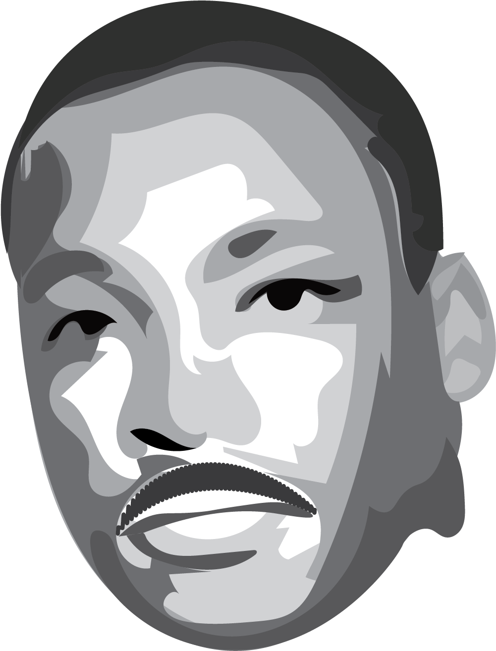 Transparent Martin Luther King Day Clipart - Png Download ...