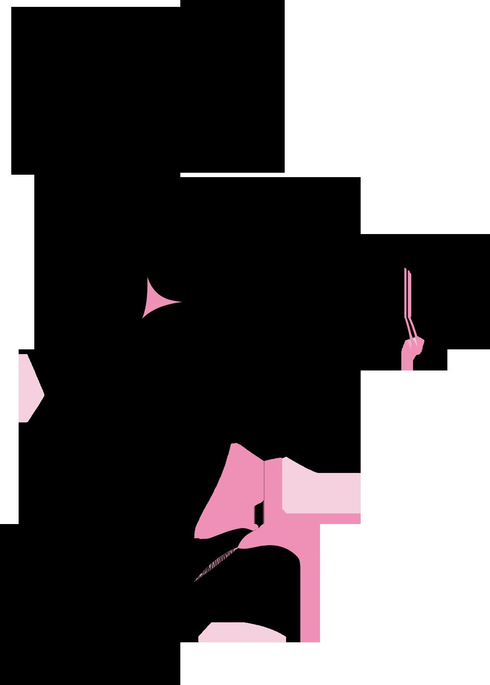 graduate silhouette clipart - HD1000×1396