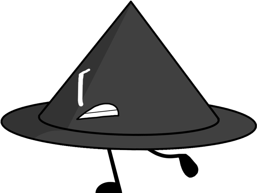 Witch Hat Pose - Anthropomorphous Adventures Witch Hat ...