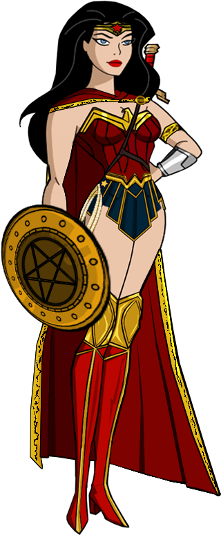 Dc Drawing Female Transparent Png Clipart Free Download ...