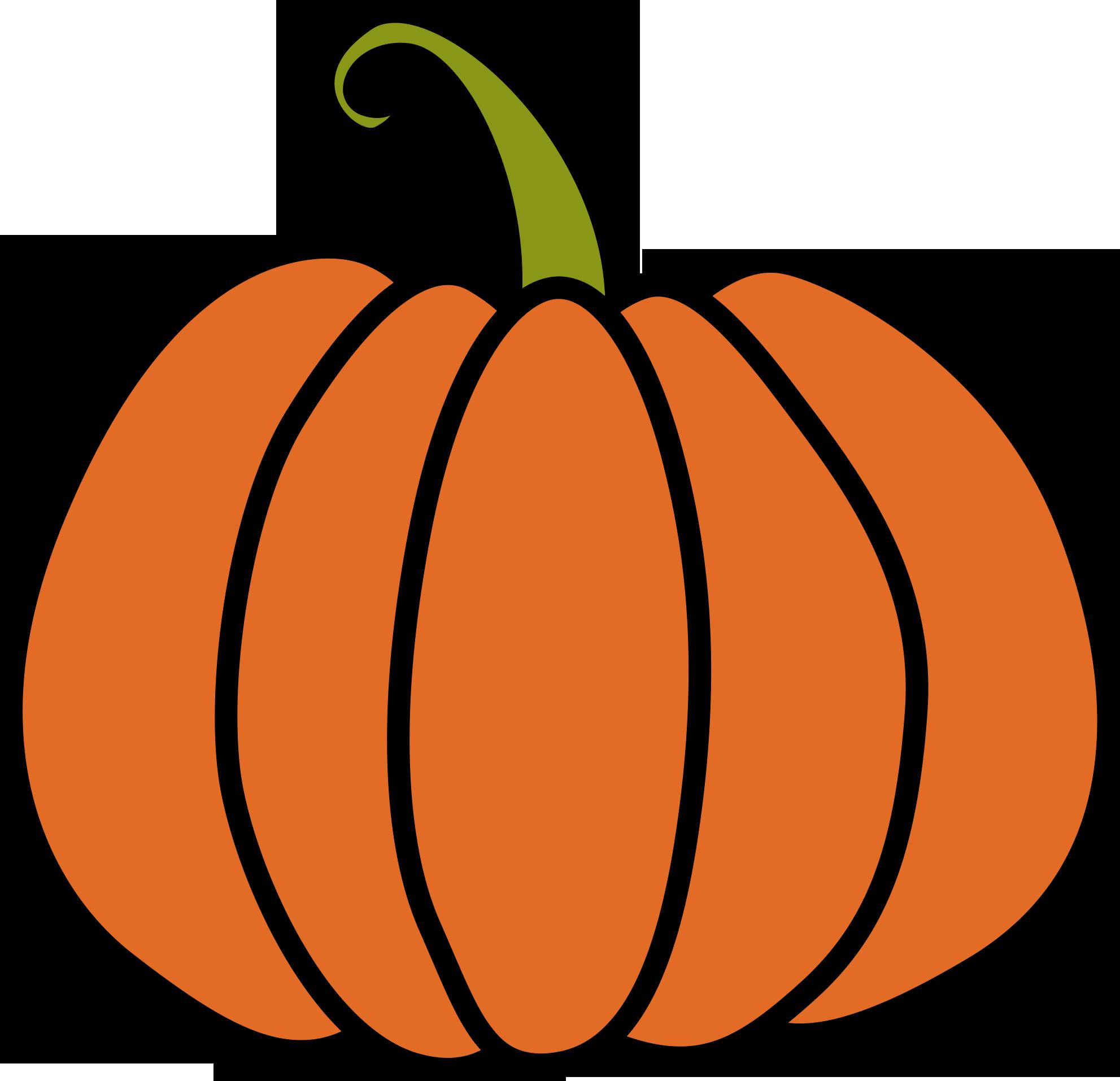 Pumpkin Clipart - Full Size Clipart (#5743291) - PinClipart