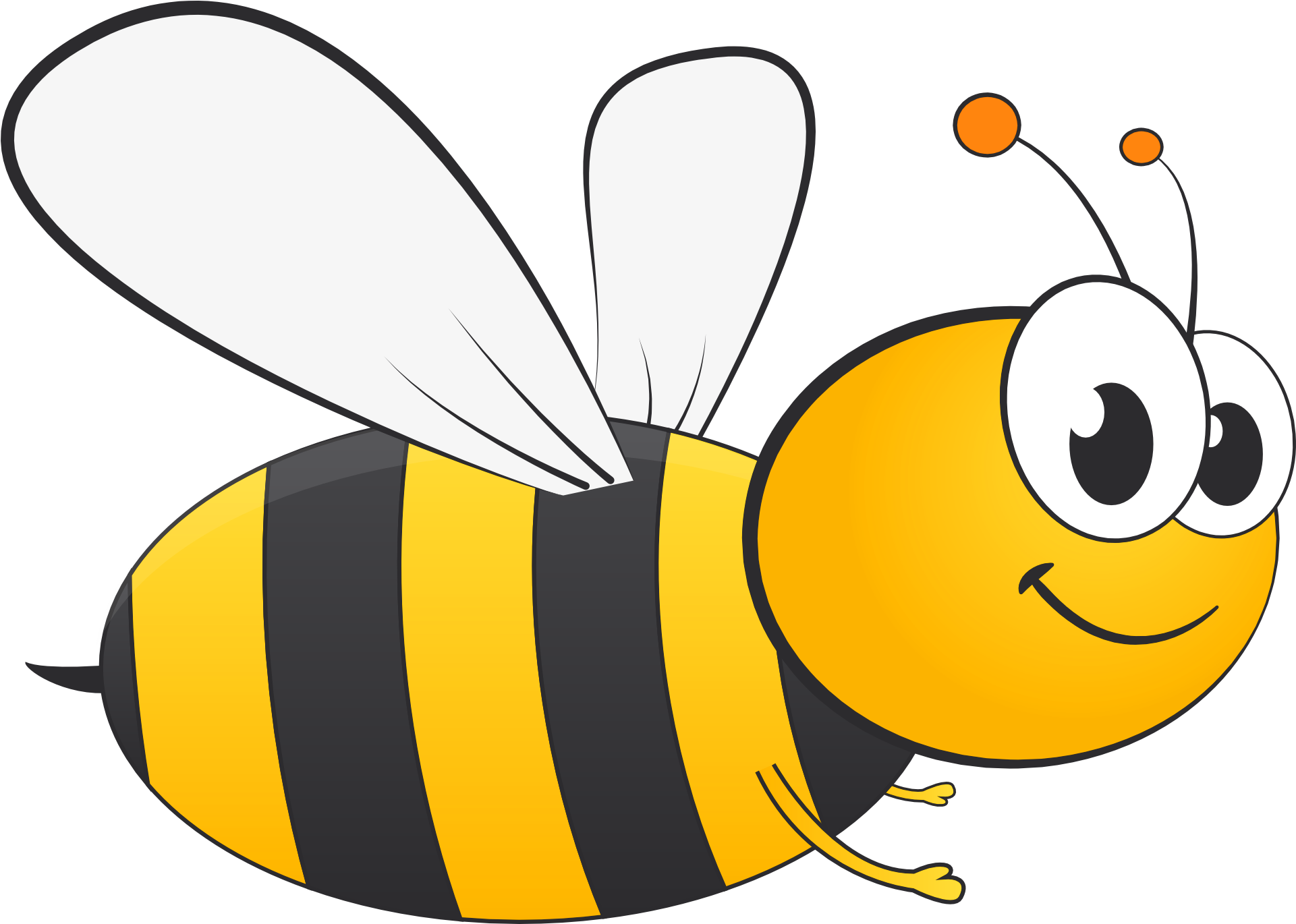 Cute Honey Bee Png