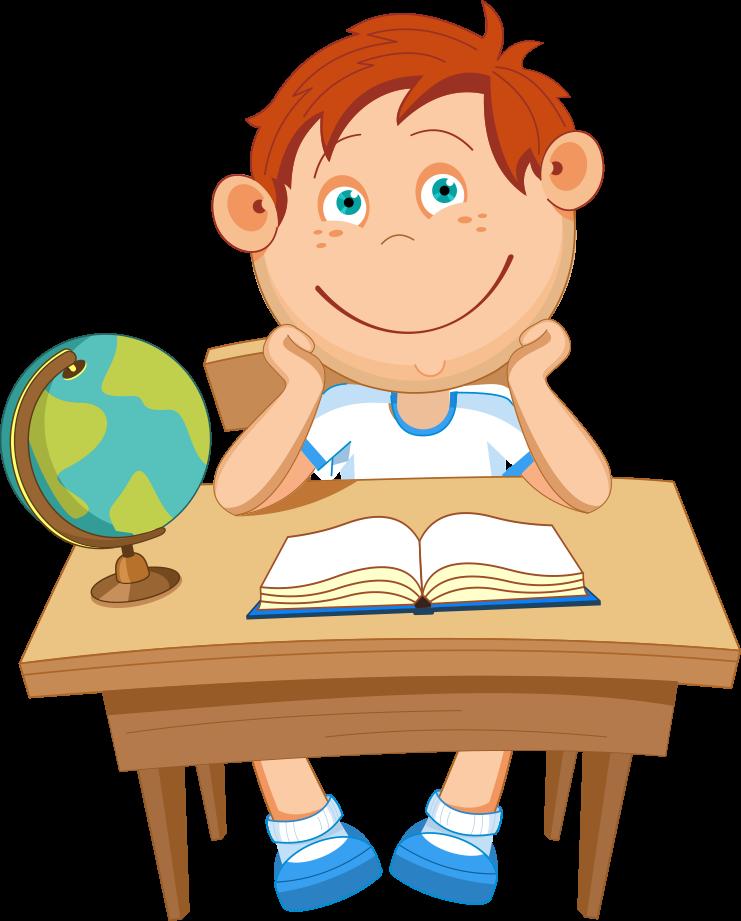 Ученик картинки рисованные