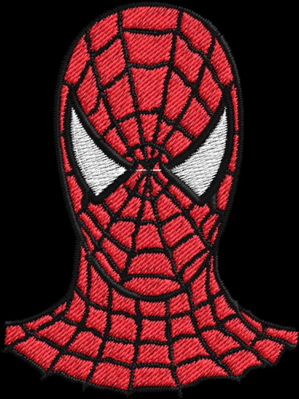 лицо человека паука картинки нарисовать шасси четкое