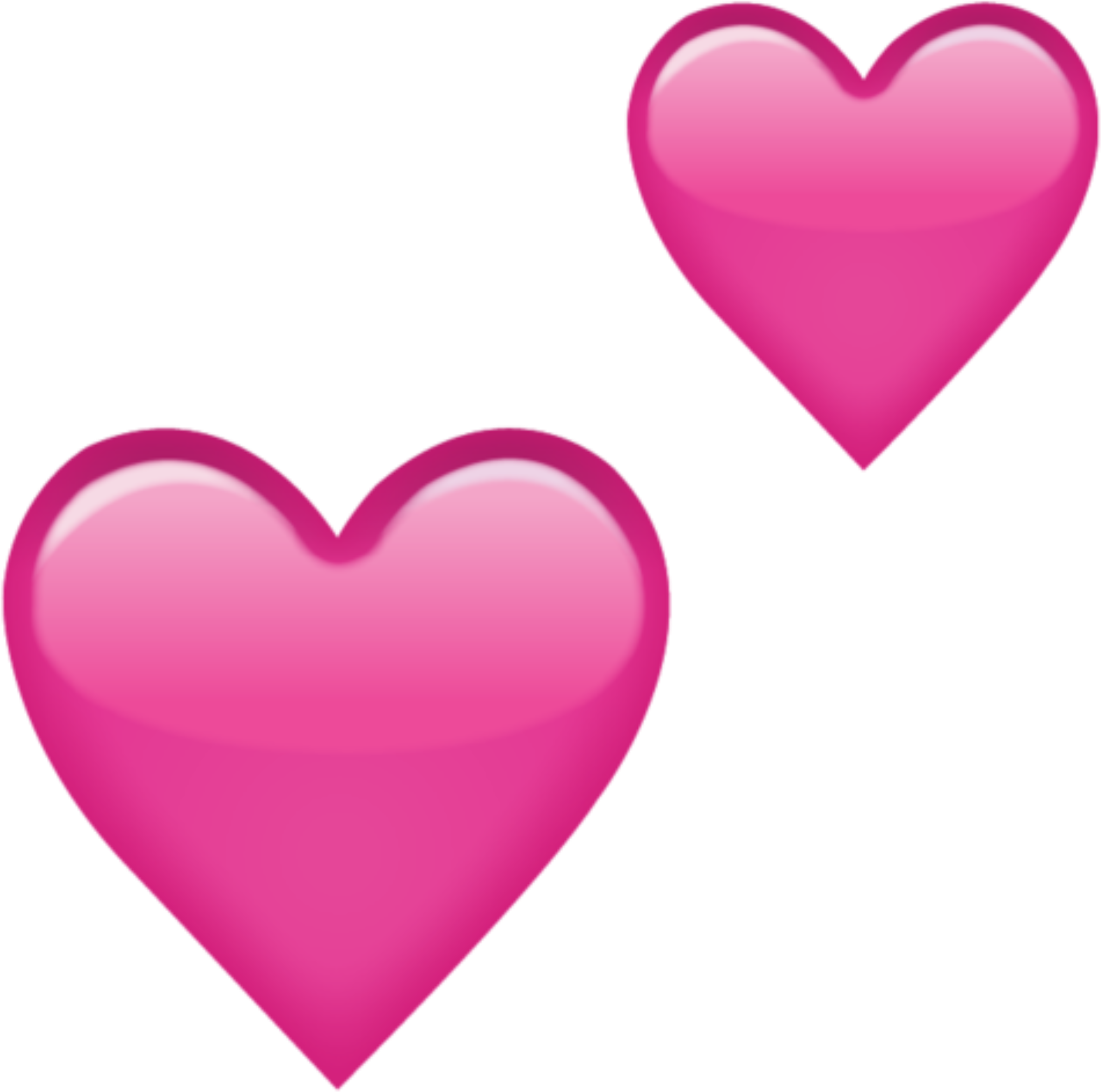 Download Two Pink Hearts Emoji Icon Emoji Island Wish Pink Heart Emoji Png Clipart Full Size Clipart 580088 Pinclipart