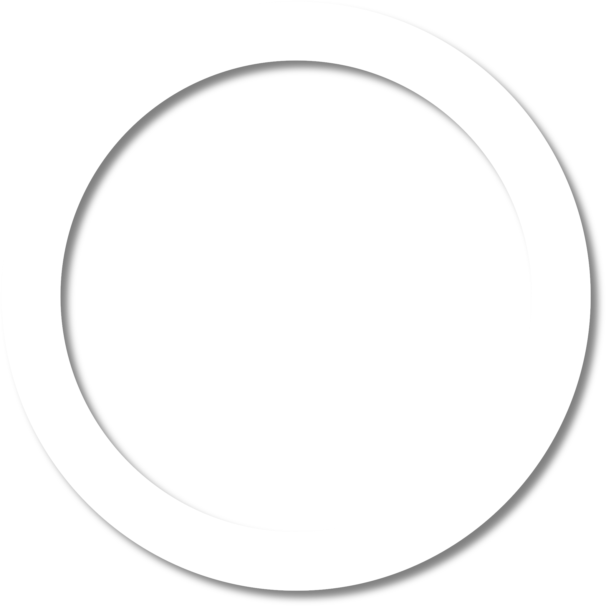 White Circle Outline Png Www Imgkid Com The Image Kid - Circle Clipart (800x800), Png Download