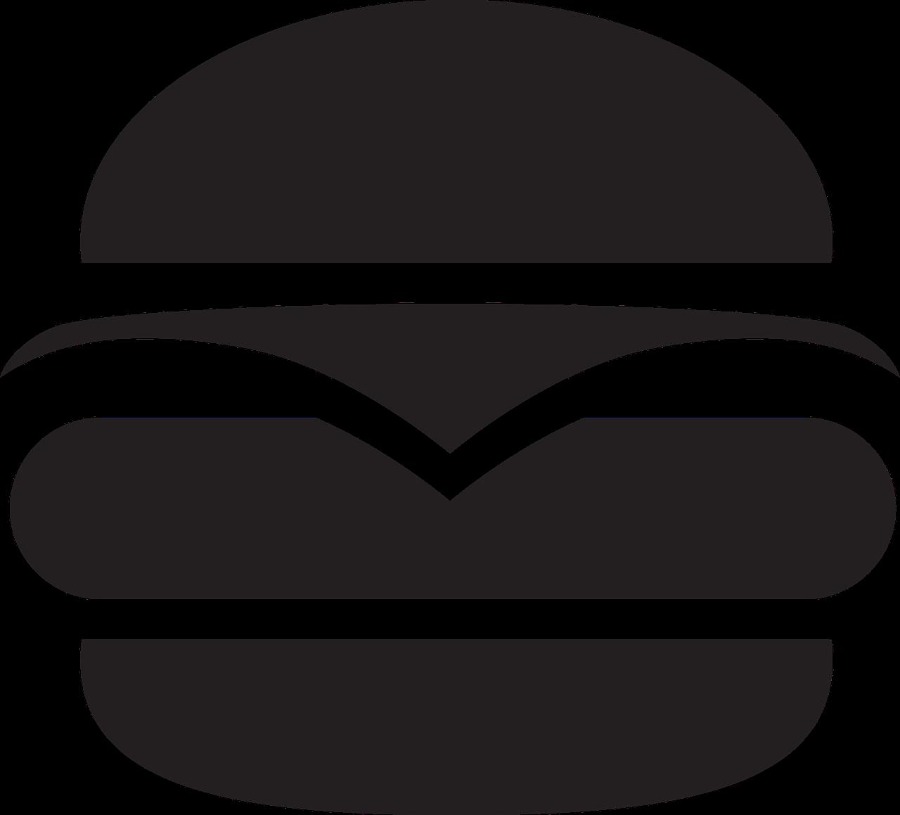 Food Hamburguer Desenho Png Clipart Full Size Clipart 598227