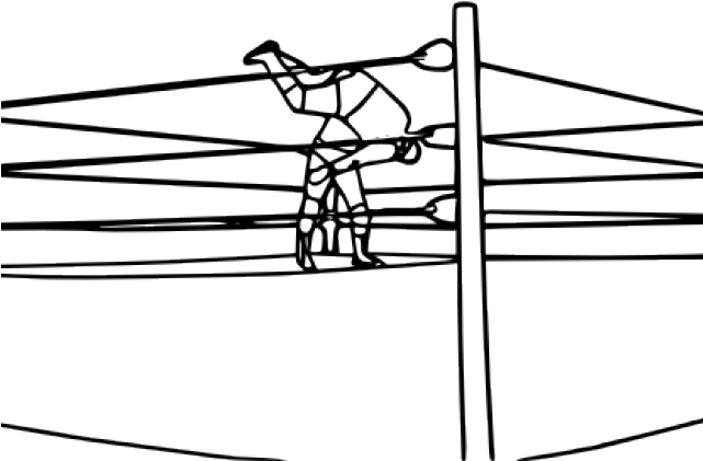 Wwe Clipart Pro Wrestling Wwe Ring Coloring Pages Png Download Full Size Clipart 618948 Pinclipart