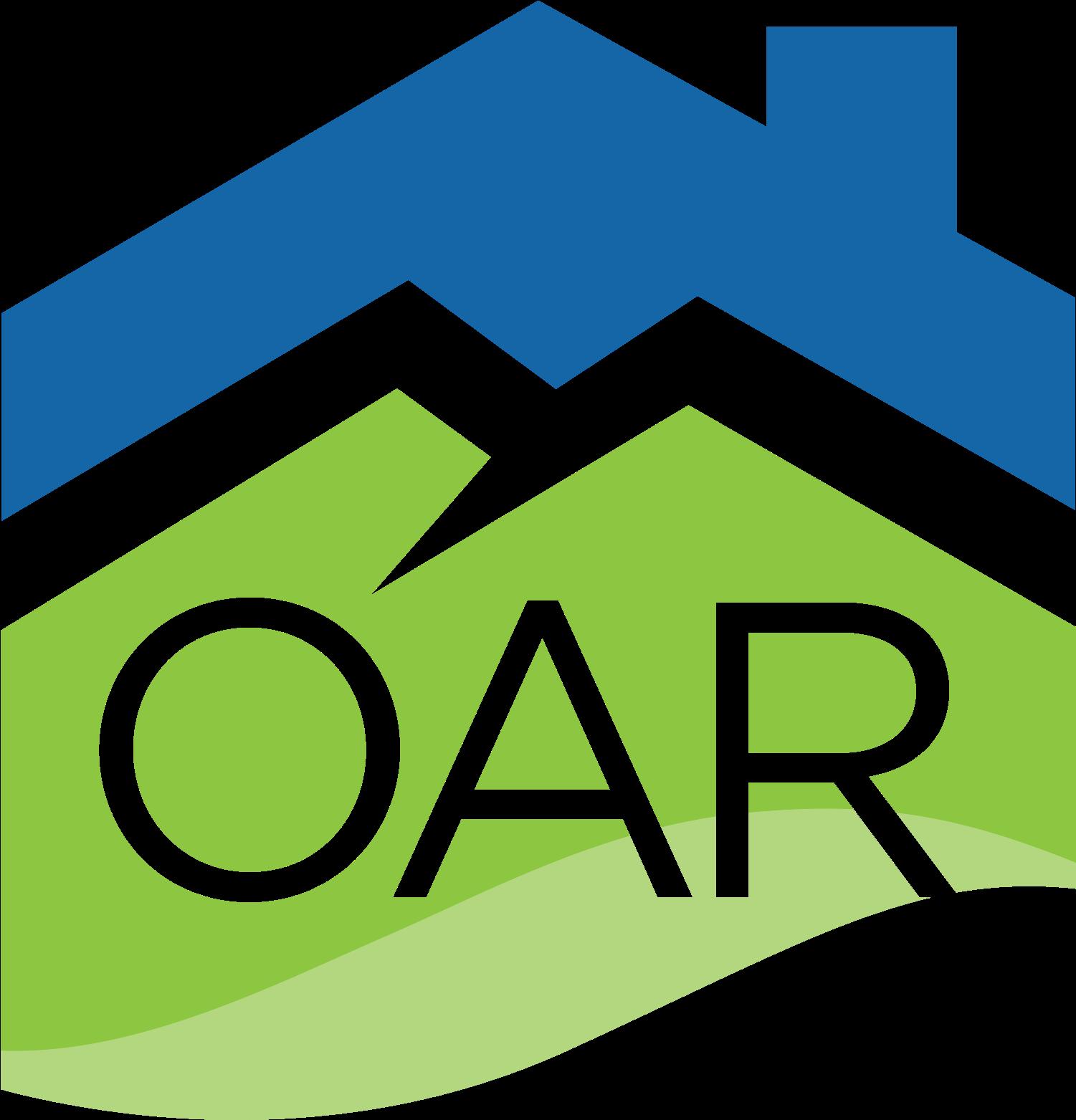 Oar Logo - Portrait Png - Oregon Association Of Realtors ...