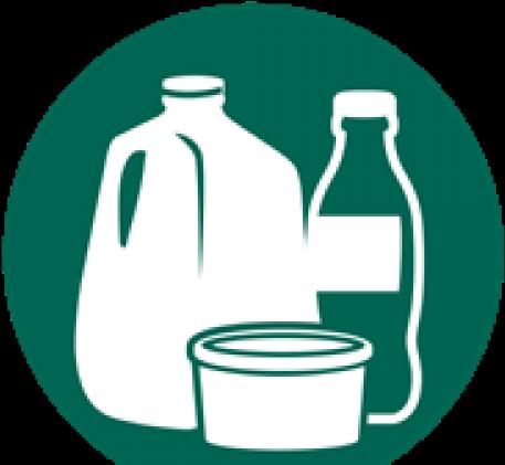 Milk Jug Clipart Liquid Container - Plástico Icon - Png ...
