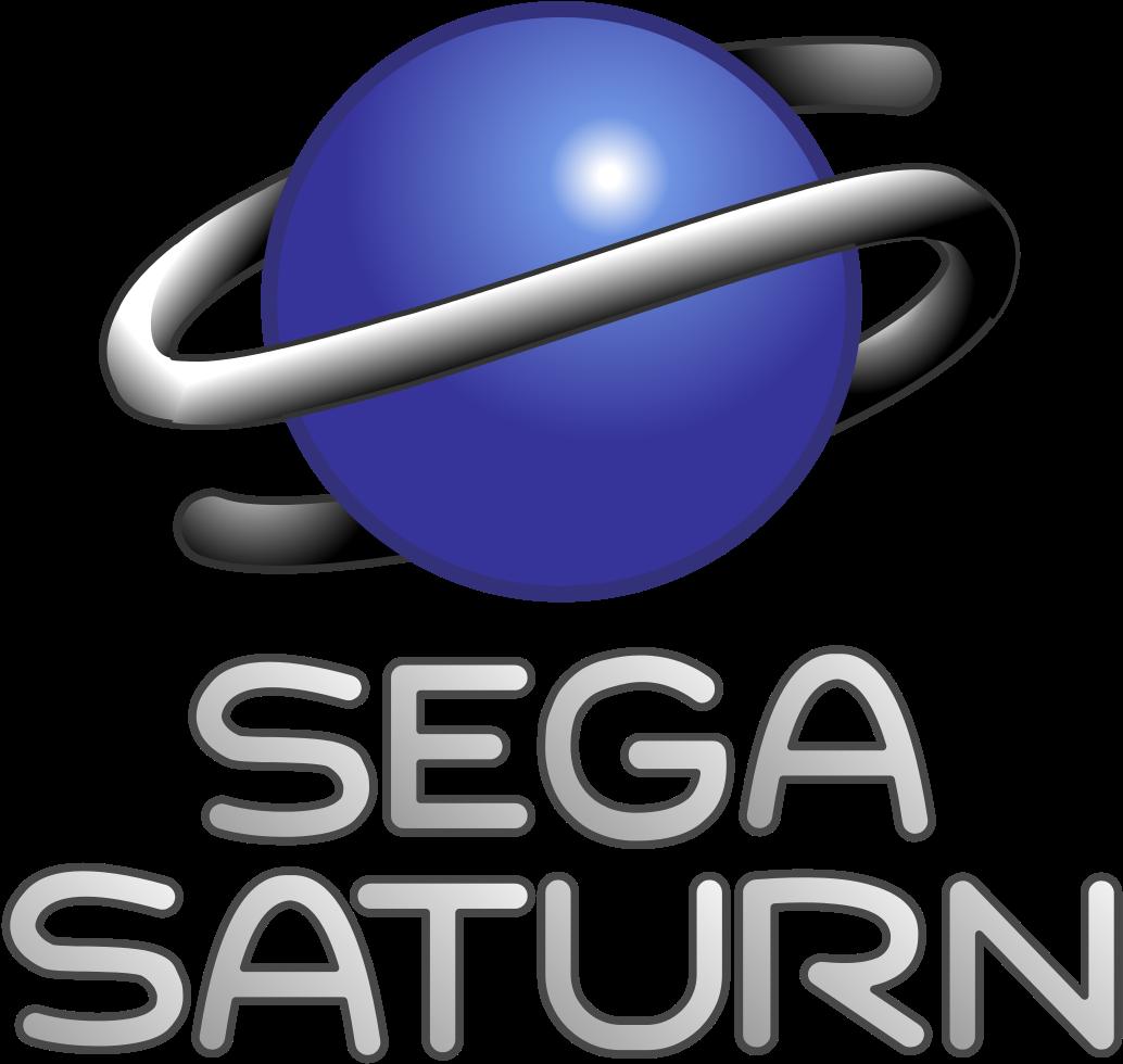 Sega Saturn Png - Sega Saturn Logo Png Clipart - Full Size ...