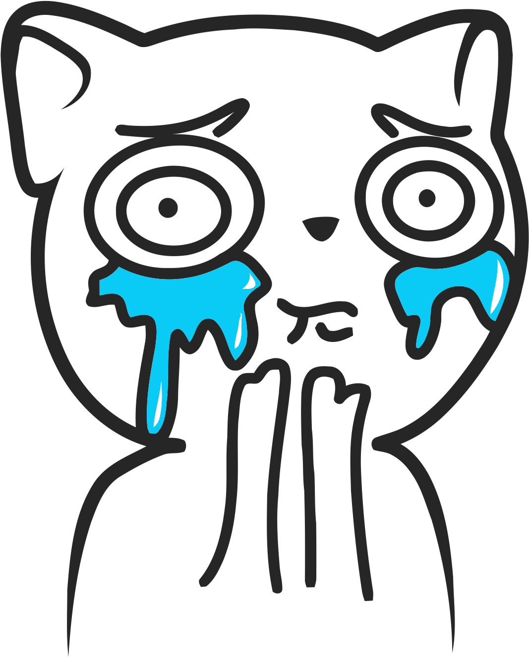 Download Crying Meme Face Png | PNG & GIF BASE
