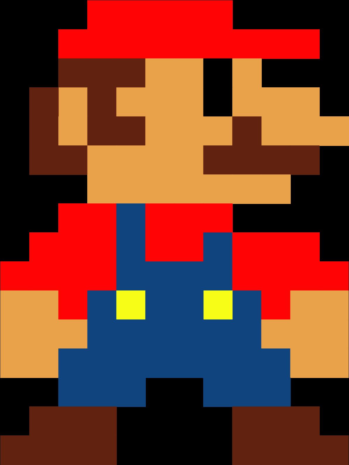 Pipe Clipart Pixel Art Mario Bros 64 Bits Png Download
