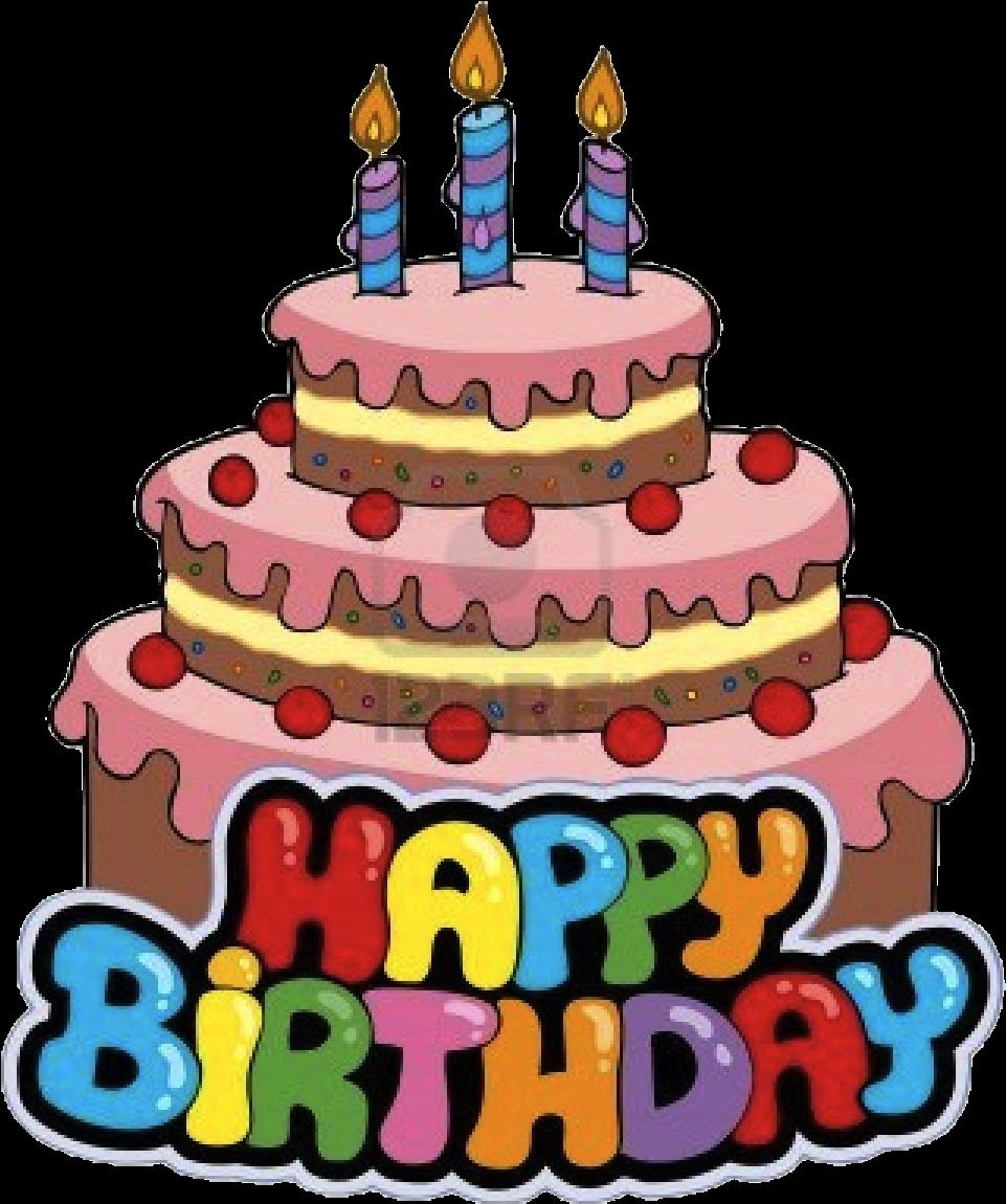 Swell Birthday Cake Clip Art October Birthday Cake Image Cartoon Png Funny Birthday Cards Online Overcheapnameinfo