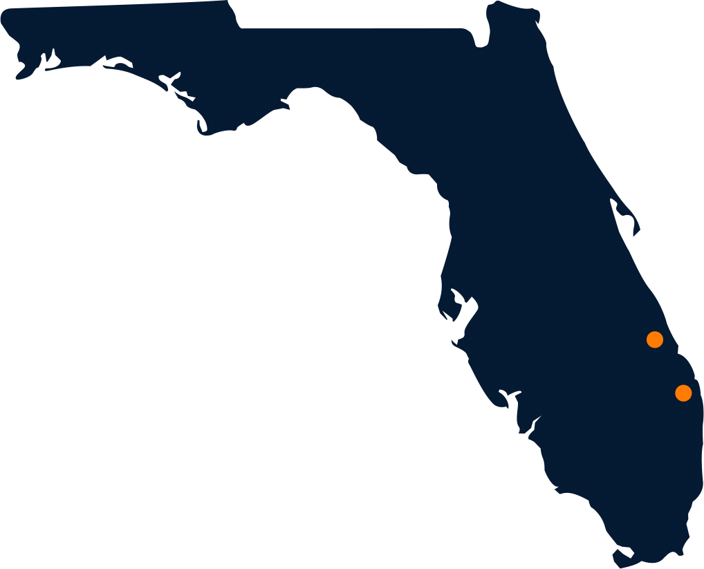 Florida - Florida State Map Clipart - Full Size Clipart ...
