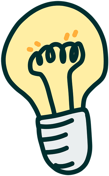 Idea Clipart Lamp - Light Idea - Png Download - Full Size Clipart (#724200) - PinClipart