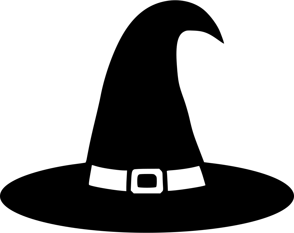 Witch Hat Svg Png Icon Free Download 557198 Backpack Black Witch Hat Png Clipart Full Size Clipart 725068 Pinclipart