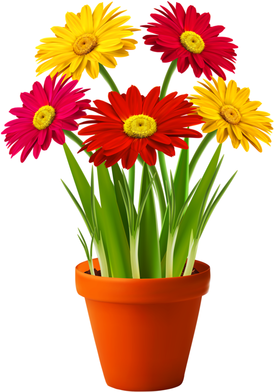 Free download of diwali flowerpot vector graphics and illustrations