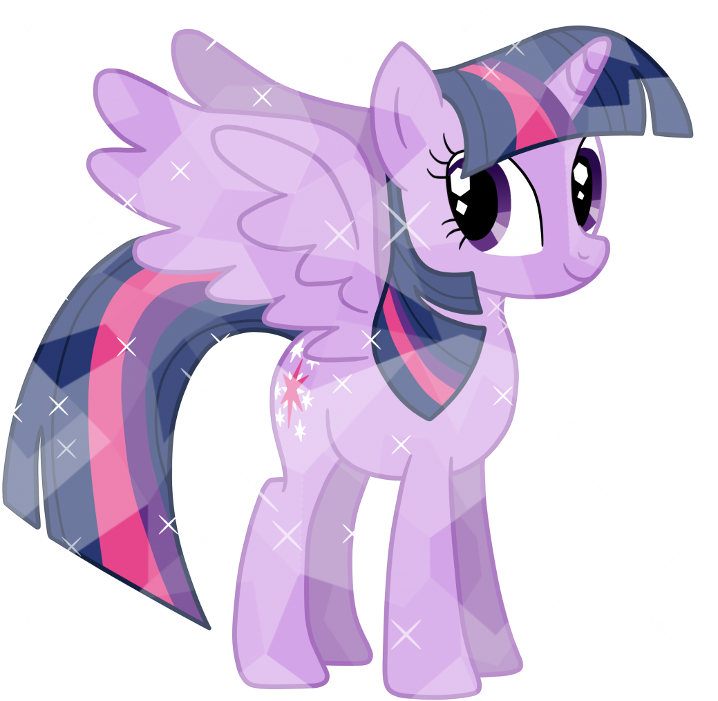 Large Size Of Alicorn Coloring Pages Mlp App Princess Mlp Twilight Sparkle Crystal Pony Clipart Full Size Clipart 768699 Pinclipart