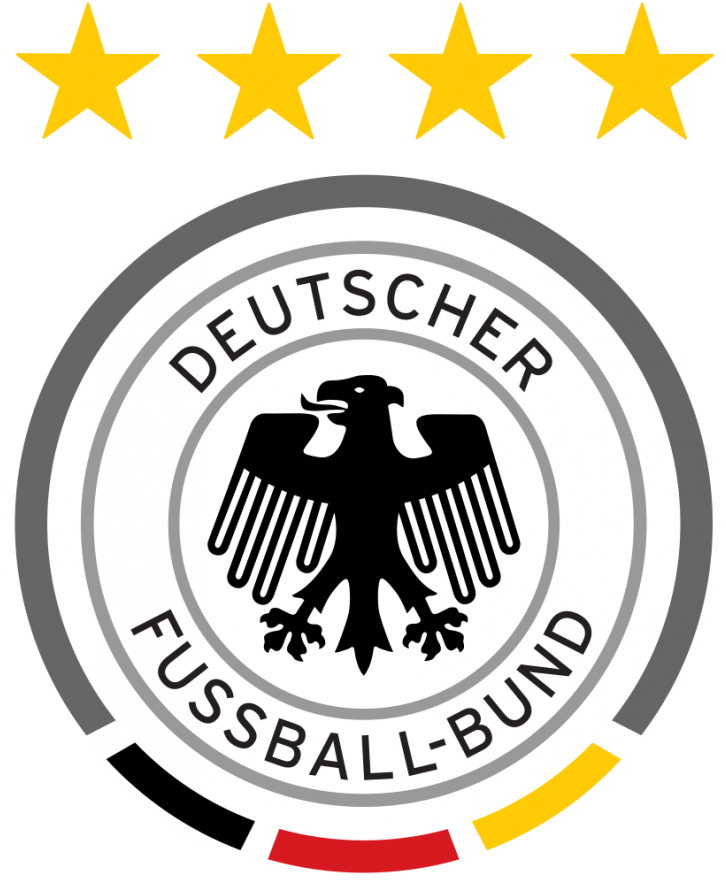 Germany Clipart Map Deutscher Fussball Bund Logo Png