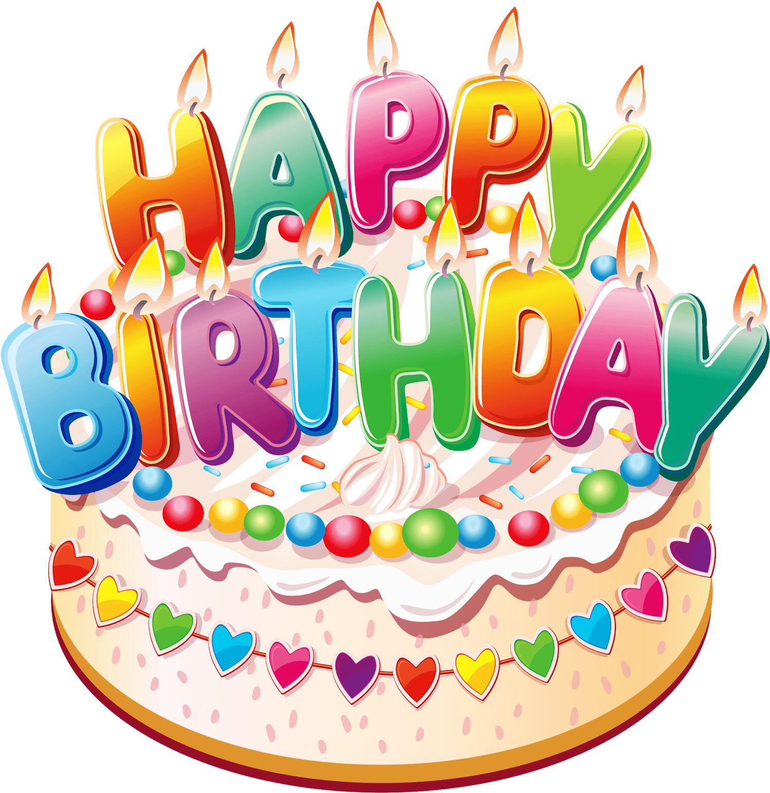 Awe Inspiring Happy Birthday Cake Png Clipart Full Size Clipart 839903 Funny Birthday Cards Online Alyptdamsfinfo