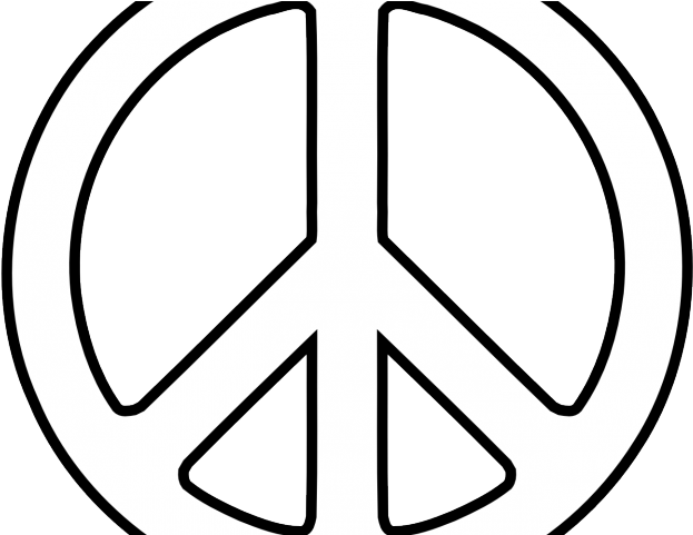 Peace Clipart Peace Sign Peace Martin Luther King Drawing Png Download Full Size Clipart 874672 Pinclipart