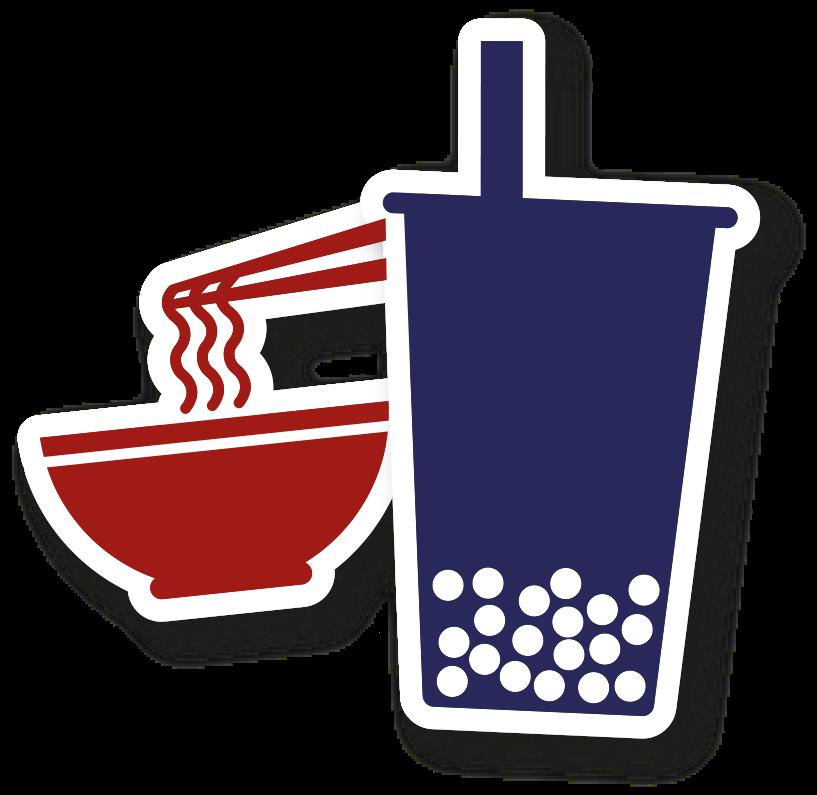 Bubble Tea Noodle Bar Finsbury Park Milk Tea Vector Clipart Full Size Clipart 894115 Pinclipart