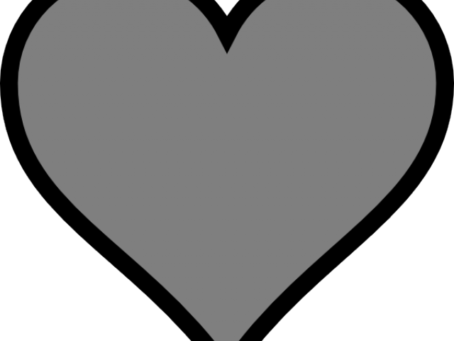 Heart Shaped Clipart Traceable Heart Png Download Full Size Clipart 895494 Pinclipart