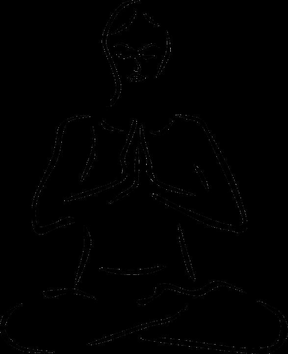 Meditation Yoga Posture Asana Exercise Position Yoga Clip Art Png Download Full Size Clipart 92389 Pinclipart