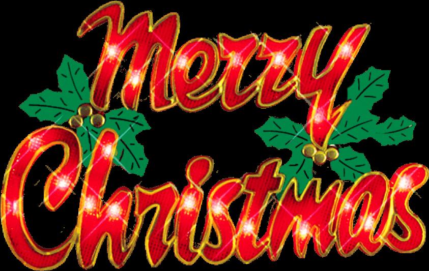 Religious Merry Christmas Eve Clipart