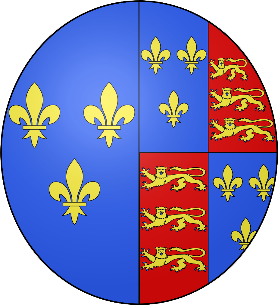 Rébus (...) - Page 8 93-934953_arms-of-mary-tudor-of-brittany-queen-of