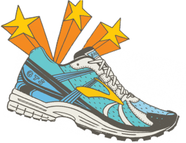 Mens Running Shoe Clipart , Png Download , Full Size Clipart