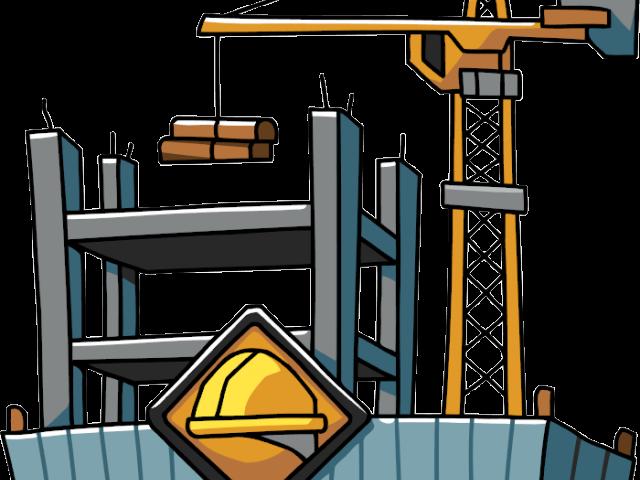 Randome Clipart Construction Site - Building Construction Clipart Png  Transparent Png - Full Size Clipart (#939517) - PinClipart