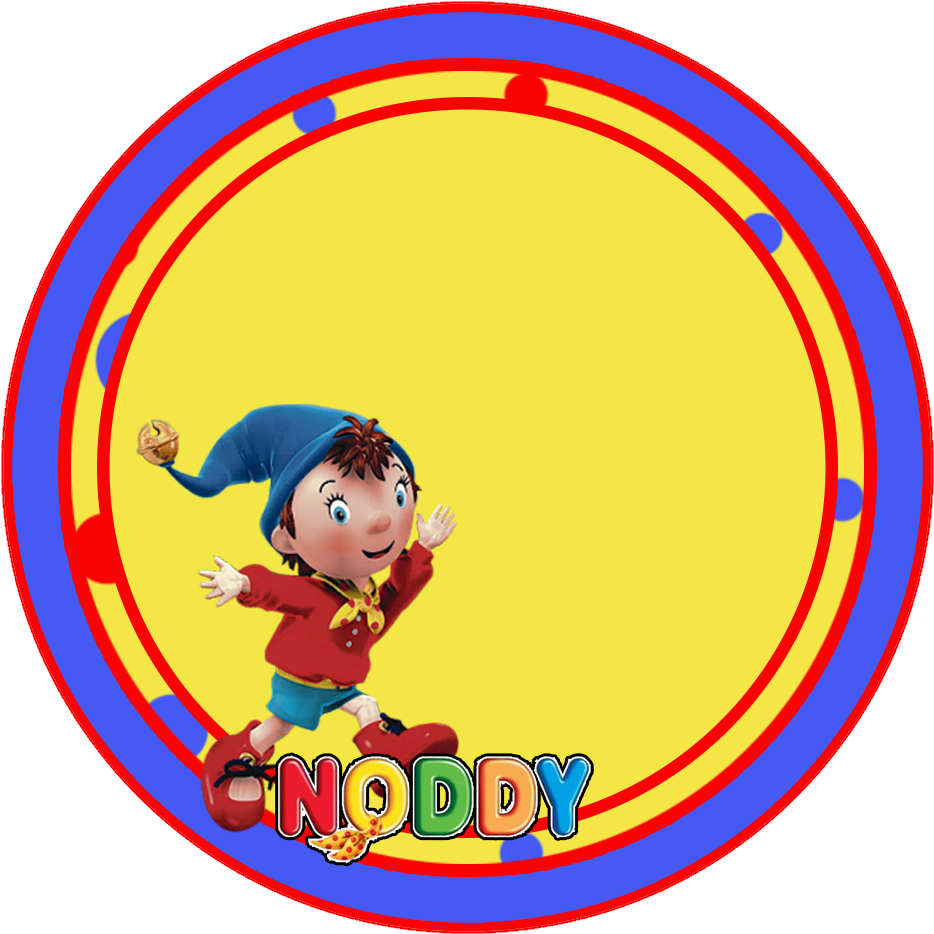 """Mini Kit """"noddy The Country Of Toys"""" - Starting To Count 1 ..."""