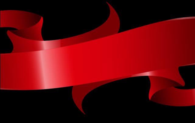 Christmas Arrow Png.Christmas Ribbon Clipart Arrow Red Ribbon Banner Png