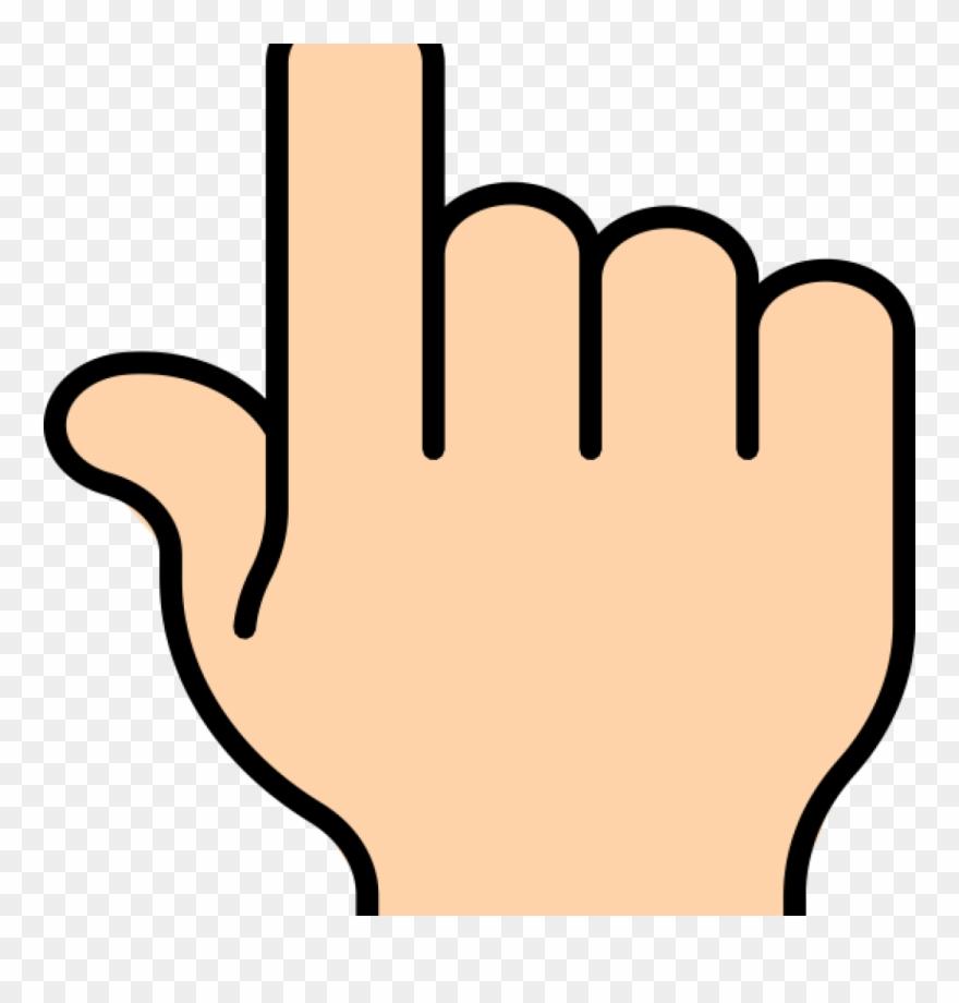 View Finger Clipart