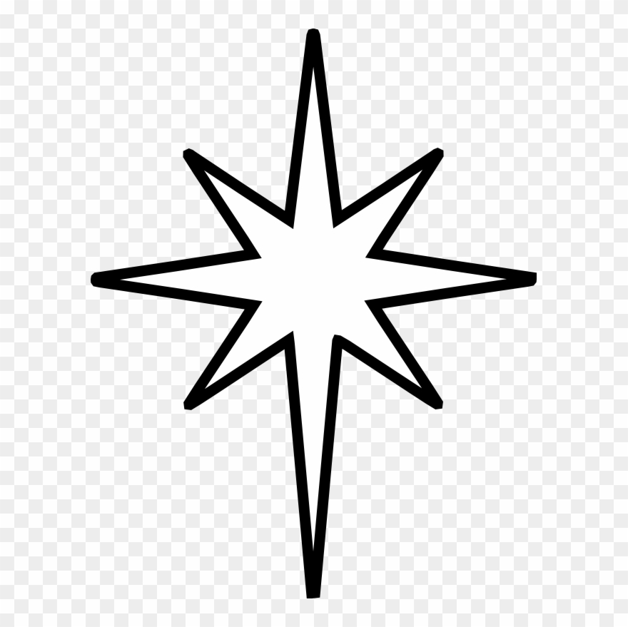 Chrismons And Chrismon Patterns To Download Christmas Christmas Star Silhouette Clipart 2093 Pinclipart Download transparent star silhouette png for free on pngkey.com. christmas star silhouette clipart