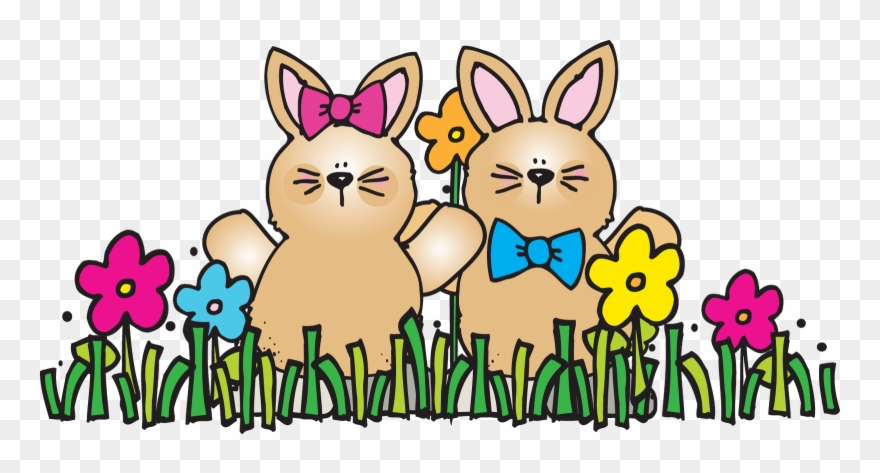 Spring easter. March free clip art