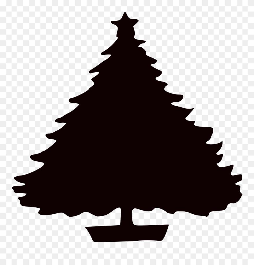 Christmas Tree Images Free Download.Christmas Tree Silhouette Free Download Clip Art Free