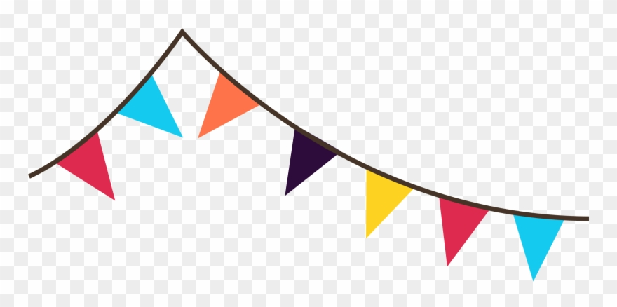 15+ Best New Transparent Background Pennant Banner Png