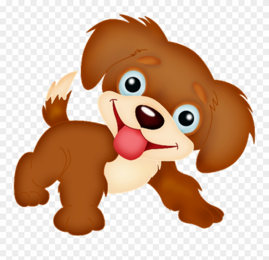 Cute Dog Clipart Cute Cartoon Dogs Clip Art Cartoon Dog Cartoon Transparent Background Png Download 3711 Pinclipart